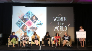 A panel discussion celebrating Jewish women from all walks of life—the movers and shakers, the designers and doers, and the global l