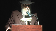 Veteran Chabad shliach (emissary), Rabbi Dovid Edelman shares two stories from the Mishna and Talmud in which he connects the idea of young orthodox men leaving their spiritual oasis and venturing out into the world to help others discover their Jewish heritage..
