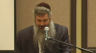 """What is it about the Jew that would compel someone who has swornoff any interest or association with Torah observance to suddenlyembrace it, in the strangest of ways, under the most perplexingof circumstances? Beyond glib and simplistic explanationslike guilt, nostalgia and cultural pride, what is it within theJewish """"pathology"""" that causes this spiritual schizophrenia, andwhy should it not be seen as hypocrisy? Through humor andinspirational stories, this lecture will examine the deep andawesome dynamics of the Jewish soul and identity"""