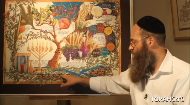 Art is the intersection between heaven and earth, soul and body, energy and matter. Join renowned artist Moshe Braun for an exploration of the connection between the Land of Israel, G-d, and the Jewish people through his depiction of Israel's Seven Species.