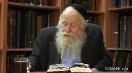 Join world-renowned teacher and scholar, Rabbi Adin Even-Israel Steinsaltz, every Sunday for a short Torah insight.  This week, Rabbi Steinsaltz explains the statement from Ethics of Our Fathers about how to treat every person in your life as your mentor..