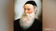 The Baal Shem Tov celebrated the birth of the Alter Rebbe, despite the great distance separating them.
