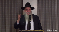 Rich or poor, giver or taker someone is always on the top.  Rabbi Moshe Kotlarsky exhorts us share the wealth and to have the capability of giving plus the desire and time.