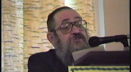 Rabbi Zelig Sharfstein will discuss some contemporary medical questions that have arisen what Jewish Law has to say about them.  This is a vintage video and is being shared here for its historical value and its content, not for the quality of its video.    This presentation took place in 1988 at theInternational Conference on Judaism and Contemporary Medicine