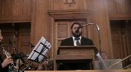 Rabbi Eli Silberstein sings the classic Jewish song, Omar Hashem L'Yaakov - G-d Said to Jacob.