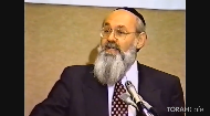This is a vintage video and is being shared here for its historical value and its content, not for the quality of its video.    This presentation took place in 1999 at theInternational Conference on Judaism and Contemporary Medicine. The video recording is courtesy of Dr. Michael-Moshe Akerman M.D. who is the director of the conference.