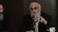 When you bring together a technology futurist, a reform Rabbi turned Orthodox and a Chabad House director you get some fascinating answers. Here is a taste of some of the questions posed by the audience.
