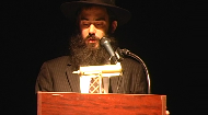Rabbi Chaim Greismanteaches the final mishna of all the six orders of mishna. It is customary that in tribute to a departing soul, friends and family study the entire mishna collectively and gather together to complete the study at the end of the 30-day mourning period..