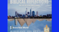Biblical Reflections: Find Yourself in the Stories of the Bible Everybody loves a good story. A good story takes hold of the imagination and provides a window into the human soul.  The stories of the book of Genesis are the oldest stories in the world, yet they continue to inspire countless retellings and adaptations
