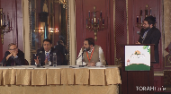 This short clip presents Mr. Shahar Azani, Mr. Bruce Backman and Dr. Simcha Leibovich answering questions from their audience about the recent war in Gaza and the protrayal of Israel in the media.