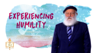 A standing prayer meditation focused on G-d's unknowability, allowing for a more humble and authentic life experience. 