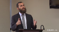 How does Judaism view Islam and is there insight into G-d's plan for the world in this religion's development?  In this enlightening lecture, Rabbi Pinchas Taylor de