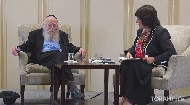 A discussion with Rabbi Adin Steinsaltz, author of My Rebbe.