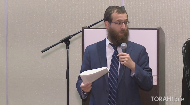 Living with uncertainty can cause stress, fear and worry about our futures. Whether these worries are reasonable or not, they impede our happiness and overall well-being. This session will explore texts from Chasidic philosophical works and the latest empirical findings from Positive Psychology that provide a profound and empowering formula to take control our emotional lives.