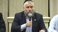 This video is taken from a Stump the Rabbi session at the Sinai Scholars portion of JLI's National Jewish Retreat. The question: How do we view other religions? Do we view them as right, or do we believe that other religions can be right? Watch this clip to find out, and for a quick look at what Judaism is all about.