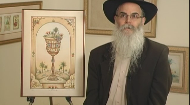 Michoel Muchnik, through his artwork, has followed the Rebbe's ideal for what art should achieve. He has taken the brush, paint, canvas and clay and implanted within them a spiritual life force.