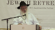 G-d promised to lead the Jewish People out of exile, but are we a people yet? And if He leads, will we follow? Discover how we can stand tall and accept the offer.  This lecture took place at the 12thannualNational Jewish Retreat. For more information and to register for the next retreat, visit:Jretreat.com.