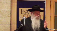 """Gil Locks is a man with a passion for Torah and truth. He's not afraid of anything or anyone except G-d.In this engagingly personal talk Mr. Locks shares how the four holy cities, Hebron, Tiberias, Safed, and Jerusalem, each correspond to one of the four elements, earth, water, wind, and fire. He then moves on to descibe his own relationship as a """"friend of Chabad"""