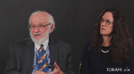 Alyza Lewin and her father, Nathan Lewin are both attorneys who have worked together on numerous cases defending Jewish rights.