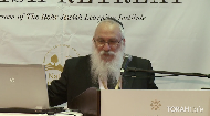 """""""Rabbi, am I allowed to go to the doctor on Shabbos?"""" """"Am I allowed to warm up my lunch?"""" """"Can I get something out of my car?"""" Find out the answer to these and other relevant laws regarding Shabbos, the day of rest.  This lecture took place at the 12th annualNational Jewish Retreat"""
