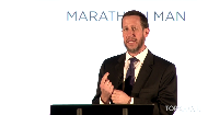 """Marathon Man"" is a talk given by Rabbi Yitzchak Schochet as part of a fast-paced session called ""Ten Talks"" featuring 10 short powertalks from 10 inspiring speakers, showcasing important ideas that change attitudes, lives, and, ultimately, the world."