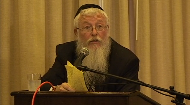 In this talk, given at the National Jewish Retreat, Rabbi Lisbon teaches an unbelievable Sicha (discourse) of the Lubavitcher Rebbe that explains a passage from the Talmud within the context of Chassidus..