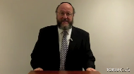 Is the most important verse the Shema, the 10 commandments, or Love your neighbor like yourself?  Rabbi Ephraim Mirvis brings 6 different verses that have been suggested for the Most Important Verse position. Whichever one is chosen, we know that every verse and every letter are from Hashem and have enormous significance