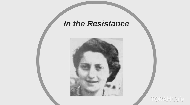 "Hannah Szenes was a young Hungarian Jewish woman who joined the resistance in 1943, paratrooping into Nazi-occupied territories with British support. She was captured and tortured, but did not divulge secret information on her colleagues. Her poetry, including the classic ""Blessed is the Match,"" survive and add to her legacy."