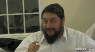 Join Rabbi Eli Silberstein for a Chassidic gathering of heartfelt words and moving anecdotes.  This excerpt emphasizes the importance of love and respect of a fellow Jew.