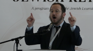 On seven occasions recorded in the Torah, G-d intervenes in the lives of a person or people and encourages them to take a step forward. In this talk, we explore how to overcome the seven basic emotions that hold us back from actualizing our G-d-given potential.