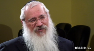 "Our society tells us, ""It's all about YOU."" We are constantly inundated with the message that our first priority should be getting, not giving.  In this segment, Rabbi Manis Friedman offers a novel look at the idea of freedom -  one in which our truest freedom lies not in what we can choose to take for ourselves, but what we choose to give to others. ."