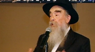 Why is Rambam specified as the uniting factor for all Jews?  Rabbi Avrohom Shemtov delivers an impassioned speech explaining why the Lubavitcher Rebbe chose the Rambam for daily study. The Rambam united all 613 mitzvahs in his works, and our studying that unification together fosters peace in the world and specifically in Eretz Hakodesh.