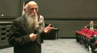 This Q and A session followed this lecture titled Attaining Happiness.