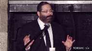 Connect to Torah Cafe daily to maintain and build your connection to G-d and overcome the challenge of modernity.  Rabbi Yosef Y. Jacobson speaks to the Neshei Chabad Women's Midwinter Convention, with his usual engrossing style