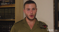 This short clip provides a peek into the life of lone IDF soldier, Bentzy Weiss. He shares  his personal experience and some of the deep emotions experienced by the entire nation
