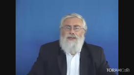"Rabbi Abba Perelmuter will explain why you should consider being ""Crazy"". Being nuts allows one to do things without the fear of being judged and how others will react. Explore what has been part and parcel of you, your family and people for thousands of years"