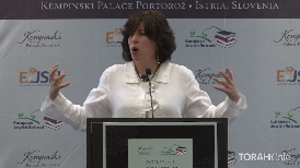 """Finding your soul mate requires the right time, the right place and the right soul..  Mrs. Shimona Tzukernik, with stories from the Talmud, current times and her own life, describes relationships between men and women. Commentary from the Zohar contributes to her understanding of """"genderlect"""", the differences in communication between the genders.  You can visit Mrs"""