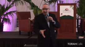 How to catch an Anti-Semite? Who would have thought this would be a question we would need to ask in modern-day America? Yet, in this fascinating and highly entertaining talk by Rabbi David Nesenoff, given at JLI's National Jewish Retreat, we learn that Anti-Semitism does still exist, even in unlikely places