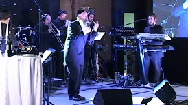 """This song, """"Just One Shabbos"""" expresses the desire that the entire Jewish people would celebrate one shabbat simultaneously and bring the ultimate redemption. It is sung by Mordechai Ben David at the National Jewish Retreat in Greenwich, CT in August of 2011. For more information about the National Jewish Retreat, go to: www.JRetreat.com.     ."""