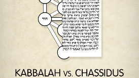 Is Chassidus an explanation of Kabbalah or is Kabbalah an explanation of Chassidus?