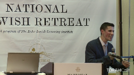 With driverless cars now available, the old trolley problem makes a comeback with a modern conundrum.  This lecture took place at the 12th annualNational Jewish Retreat. For more information and to register for the next retreat, visit:Jretreat.com.