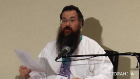 Centuries before society realized the importance of the mind to healthy living, chapter 26 of Tanya had already turned itself to understanding its many struggles. Utilizing the authentic text and traditional Jewish learning methods, you'll see the interplay between mental and spiritual health through the lens of Torah– and its path of healing for those who suffer.