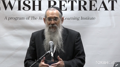 Discover the immeasurable value Judaism places on the food we put in our mouth, with a step-by-step guide to 'going kosher' in your own life.