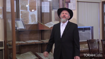 Despite expulsions, book burnings and house fires, there are still a few pages remaining from books of 600-1000 years ago.  The librarian of the Chabad Library in Brooklyn, NY, Rabbi Berel Levine takes us on a historical tour of how the Talmud was preserved through the ages