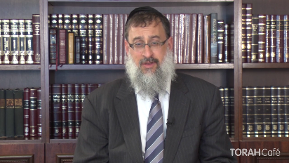 """Rabbi Daniel Schonbuch is a licensed marriage and family therapist. In his series, """"Marriage Matters"""", he answers questions from his viewers about relationships. Two questions are addressed in this week's segment:  Long work hours and young child rearing commonly imposes immense stress on marriage relationships"""