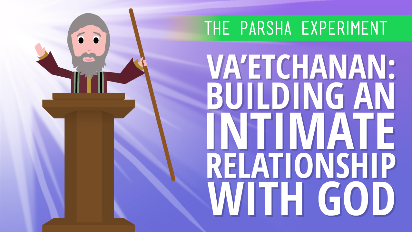 In this week's parsha, Moses speaks, a lot - but it all seems so boring, and disconnected. The Torah is a book - and every sentence of that book fits together, like pieces in a puzzle. But how does that work, in this parsha? What is this parsha actually about?.