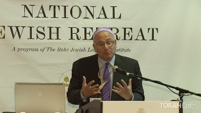 What is the best way to redirect convicted teenagers so they can mend their ways and lead honest lives? How do we prevent the staggering rate of recidivism in this country? Examine the contrast between contemporary criminal justice systems and the shining light of the Torah.  This lecture took place at the 12th annualNational Jewish Retreat