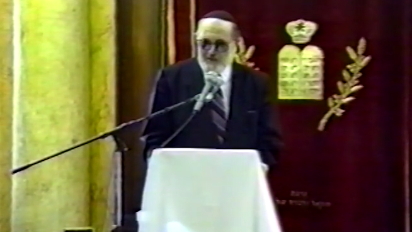 What does Judaism say on the subject of medical malpractice?  This presentation took place in 1993 at theInternational Conference on Judaism and Contemporary Medicine. The video recording is courtesy of Dr. Michael-Moshe Akerman M.D. who is the director of the conference.