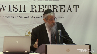 Ever wondered what goes on behind the scenes of the Kosher certifications on the products we consume?  This lecture took place at the 12th annualNational Jewish Retreat. For more information and to register for the next retreat, visit:Jretreat.com.