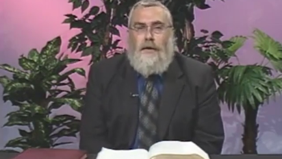Rabbi Abba Perelmuter will explain how we can learn the lesson of Pinchas and Joshua to stand up when there's no one else, and taking control of our own lives.